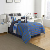 Izod Regatta Stripe Comforter Set