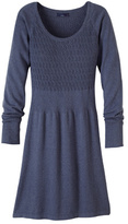 Prana Women's Zora Long Sleeve Sweater Dress