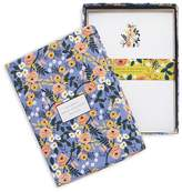 Rifle Paper Co. Violet Floral Stationery Set