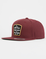Imperial Motion Warrant Mens Snapback Hat