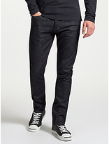 Denham Jeans Vintage Comfort Stretch Rinse Razor Slim Fit Jeans, Indigo