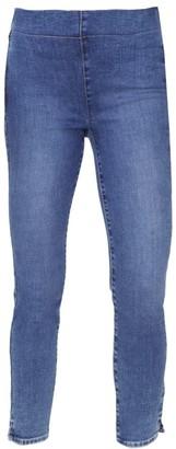 NYDJ Pull-On High-Rise Skinny Jeans