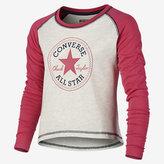 Nike Converse ATS Raglan Big Kids' (Girls) T-Shirt (XS-XL)