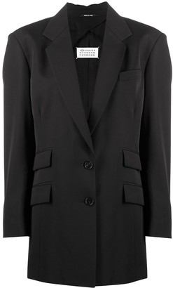 Maison Margiela Classic Tailored Blazer
