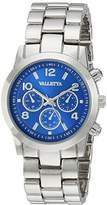 Valletta Women's FMDCT523A Analog Display Quartz Silver Watch