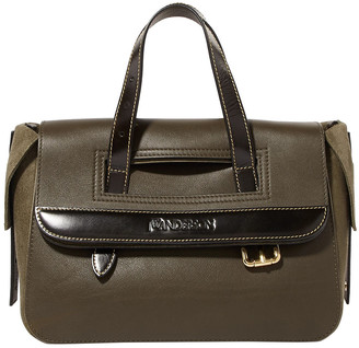 J.W.Anderson Tool Mini Leather And Suede Tote