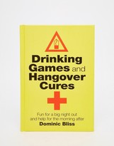 Books Drinking Games & Hangover Cures Book