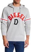 Diesel Joe Hooded Sweatshirt