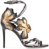 Jimmy Choo Lolita 100 sandals - women - Leather - 36