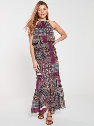 Very Paisley Print Maxi Dress - Multi