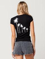 Billabong Palm Tree Womens Tee