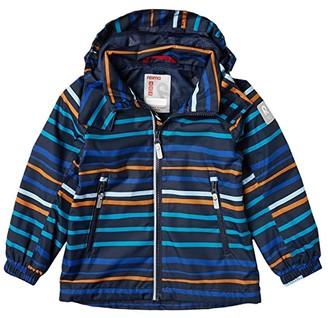 reima Reimatec Jacket Fasarby (Infant/Toddler/Little Kids/Big Kids) (Navy 2) Kid's Clothing