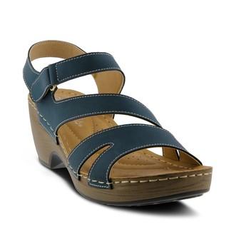 Patrizia Shandra Women's Strappy Wedge Sandals