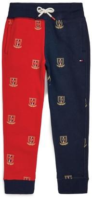 Tommy Hilfiger Junior Logo Pattern Sweatpants