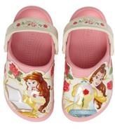 Infant Girl's Crocs(TM) Fun Lab Disney Princess Belle Slip-On