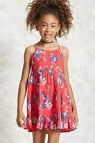 Forever 21 FOREVER 21+ Girls Floral Cami Dress (Kids)