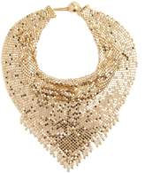 Prada Glomesh bandana necklace