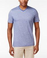 Tasso Elba Men's V-Neck T-Shirt, Only at Macy's