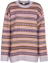 Stella McCartney Patterned Intarsia Jumper