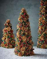 "Salzburg Creations Tartan Cheer Christmas Tree, 18"""