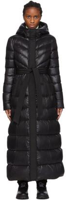 Mackage Black Down Calina Coat