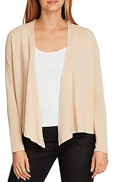 Vince Camuto Drapey Open Front Cardigan