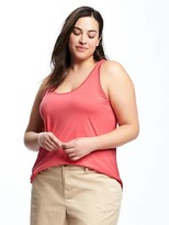 Old Navy Relaxed Plus-Size Scoop-Neck Tank