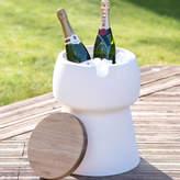 TheLittleBoysRoom Champagne Cork Stool / Ice Bucket