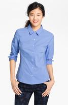 Halogen Stretch Cotton Shirt