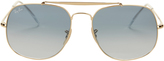 Ray-Ban Oversized Caravan Gradient Sunglasses