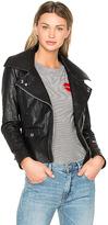 IRO x ANJA RUBIK Julyet Jacket in Black