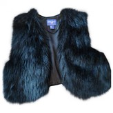 Jimmy Choo For H&M For H&m Black Faux fur Jacket for Women