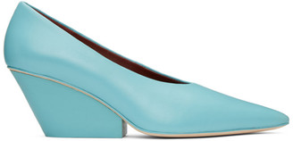CamperLab Blue Juanita Heels