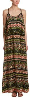 Jack by BB Dakota Women's Dixon Elysian Printed Maxi Dress