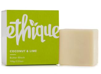 Éthique Coconut & Lime Butter Block 100G
