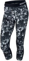 Nike Pro Cool Printed Capri Leggings