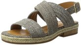 Chie Mihara Women's Haiko Open Toe Sandals grey Size: