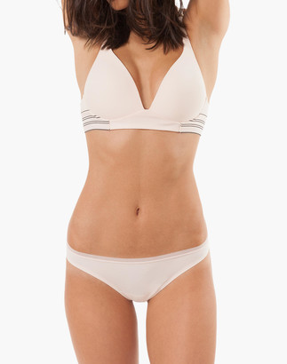 Madewell LIVELY Deep-V No-Wire Bra