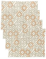 Minted Painted Diamonds Set Of 4 Placemats