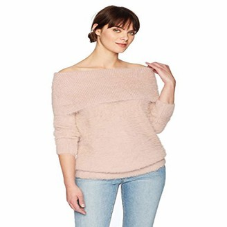 Glamorous Women's Off The Shoulder Sweater