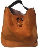 J.W.Anderson Camel Suede Handbags