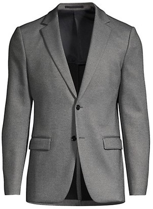 Theory Clinton Ponte Suit Jacket