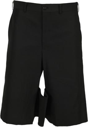 Comme des Garcons Tailored Bermuda Shorts