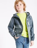 Marks and Spencer Pure Cotton Anorak Jacket (3-14 Years)