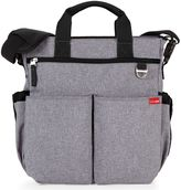 Bed Bath & Beyond SKIP*HOP® Duo Signature Diaper Bag in Heather Grey