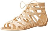 Chinese Laundry Women's Loved Up PVC Gladiator Sandal