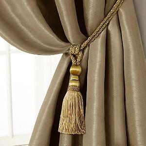 Elrene Home Fashions Amelia Tassel Curtain Tieback