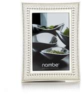 Nambe Beaded Frame, 4 x 6""