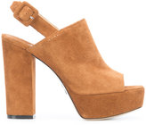 Paul Andrew 'Senato 85' sandals - women - Goat Skin/Leather/Suede - 36
