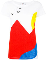 Rossignol colour block T-shirt